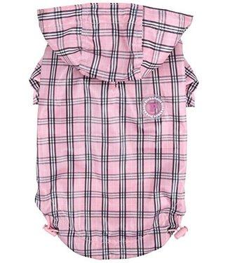 Pinkaholic Pinkaholic Victorian Raincoat Pink