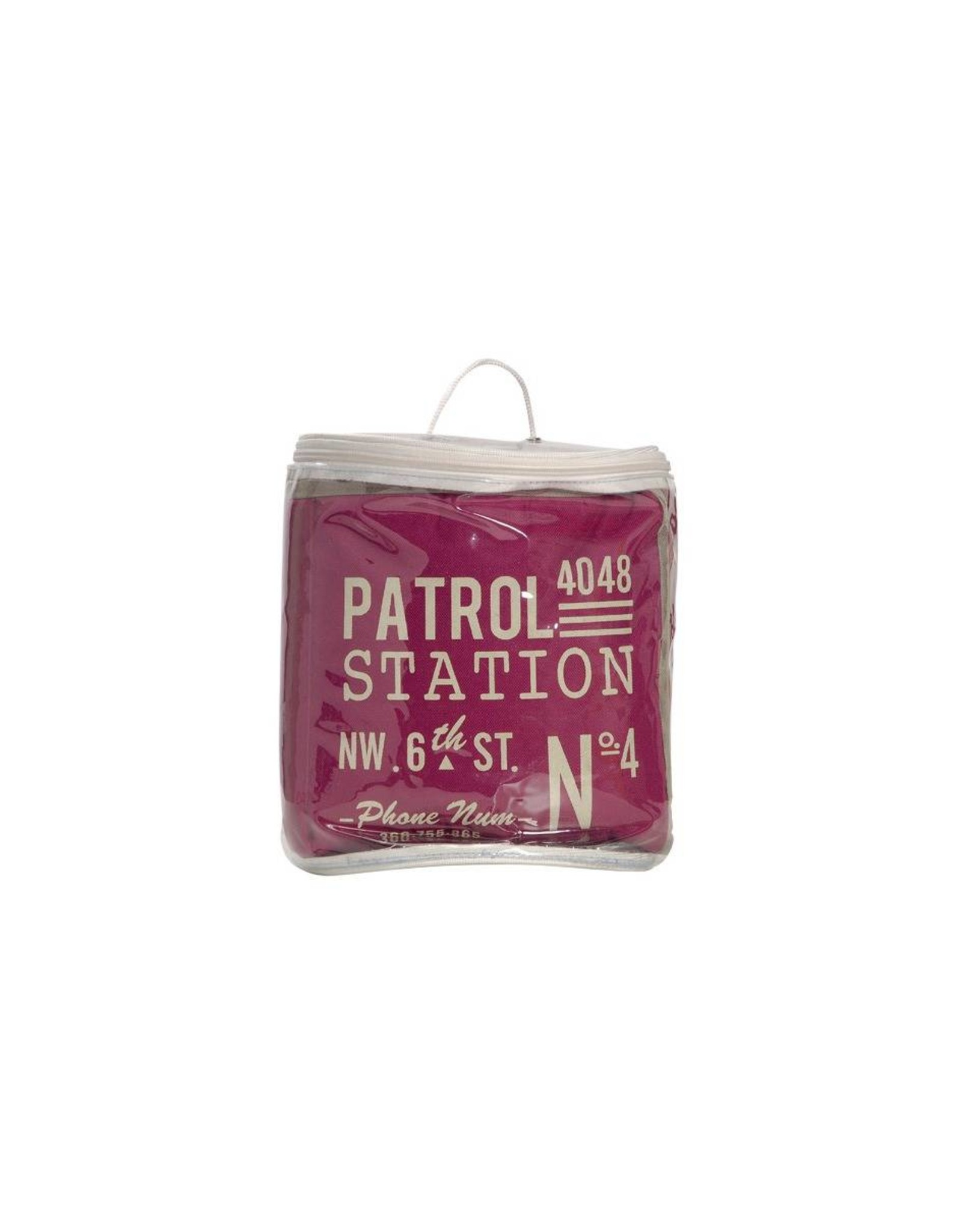 Bobby Bobby Autostoel Traveller Patrol Purple