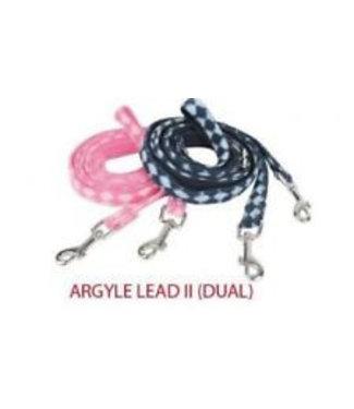 Puppia Puppia Argyle Dual Line Navy