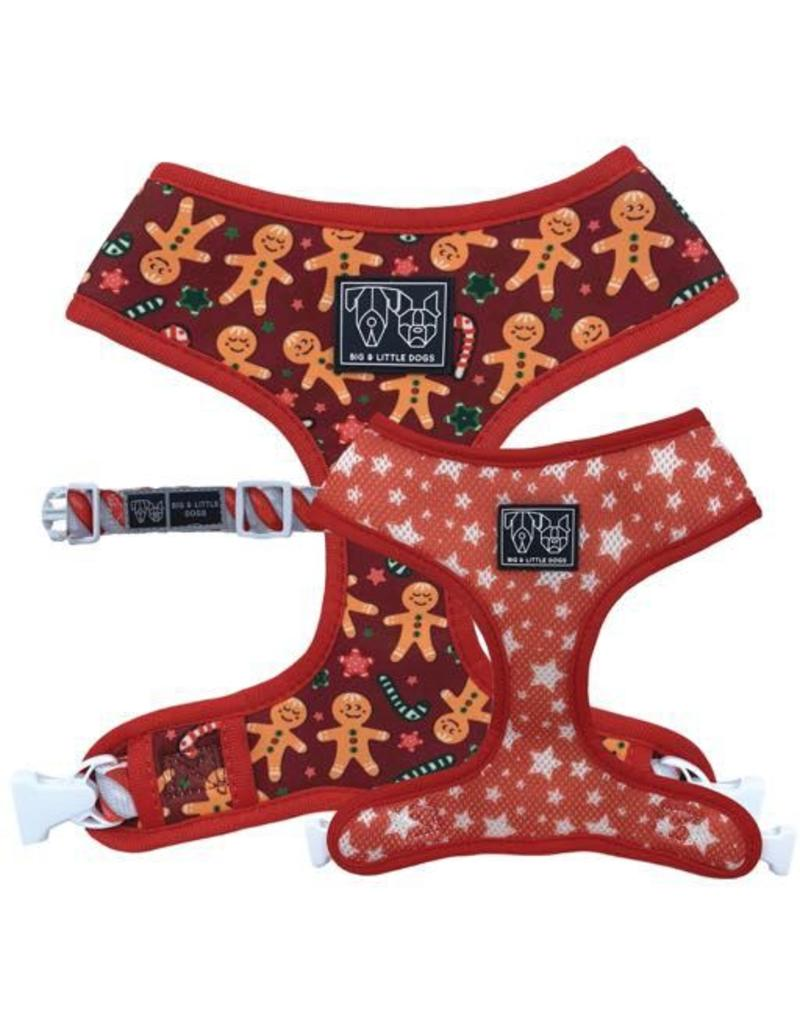 Big and Little Dogs Big and Little Dogs Reversible The Gingerbread Man