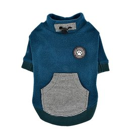 Puppia Puppia Rezso Hoodie Teal