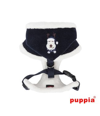 Puppia Puppia Rudolph Harness A Navy