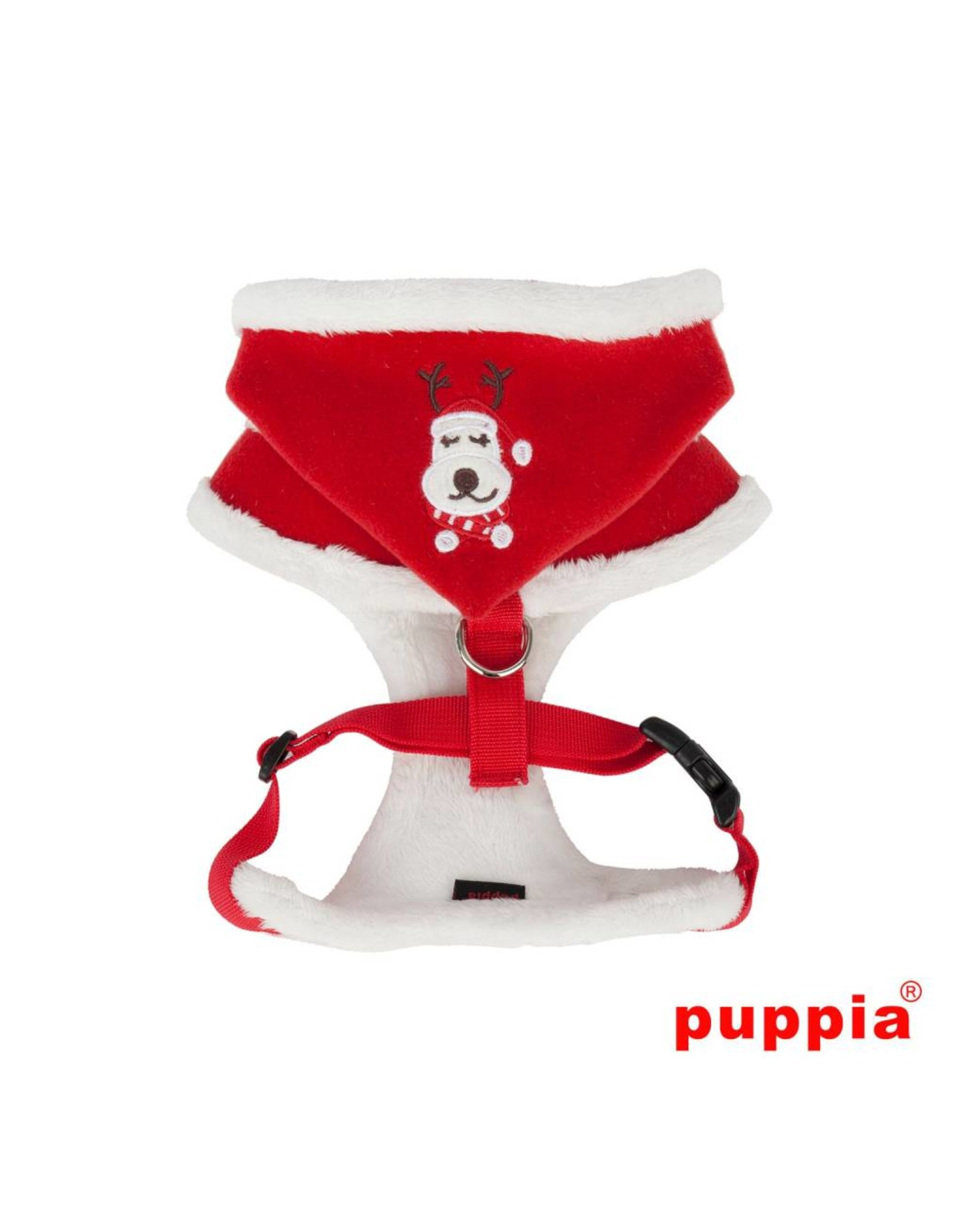 Puppia Puppia Rudolph Harness A Red