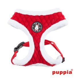 Puppia Puppia Harness A Blitzen Red