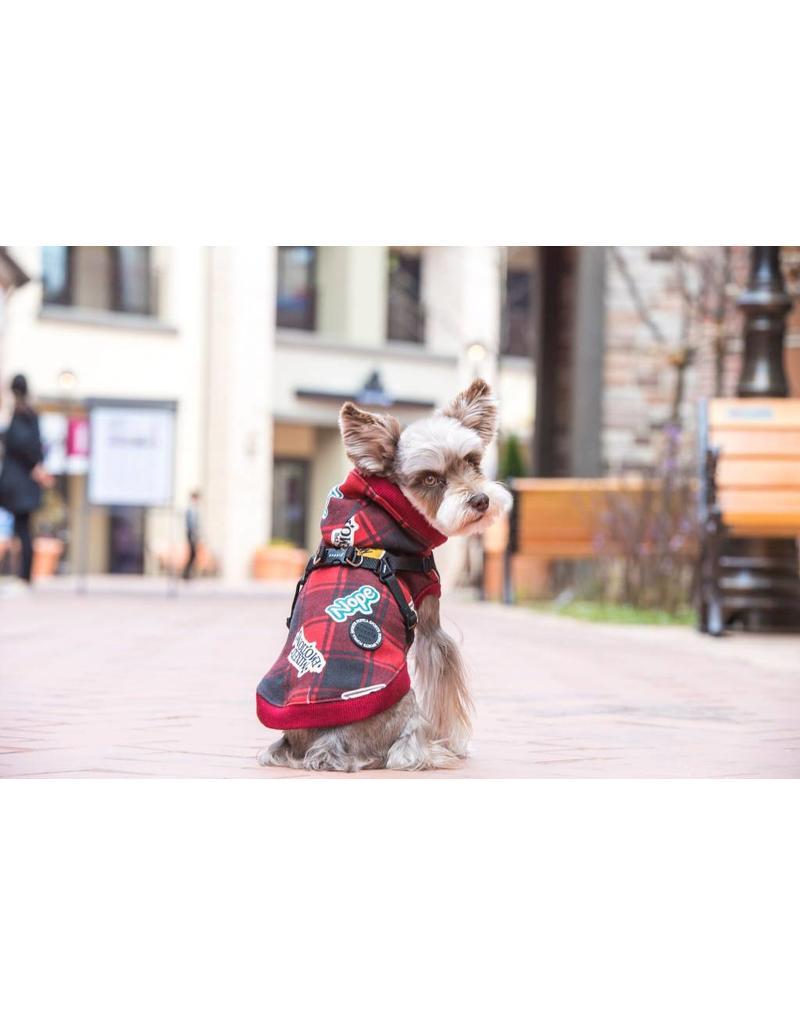 Puppia Puppia Vernon Jacket Red