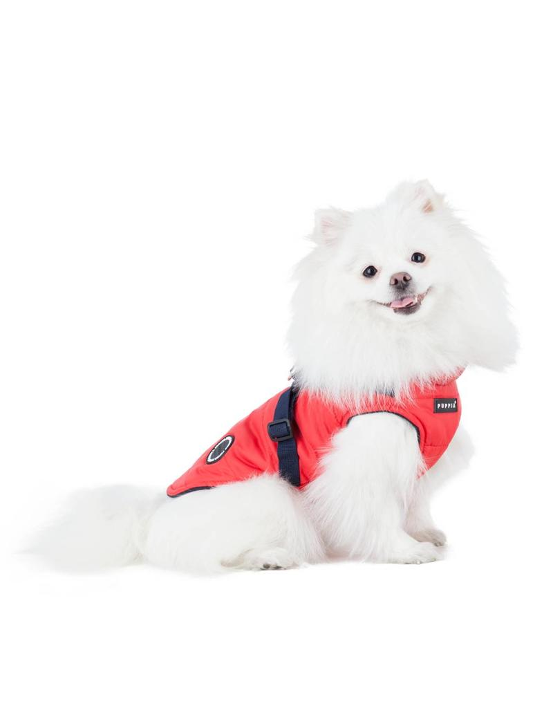 Puppia Puppia Mountaineer Jacket Harness Red