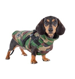 Puppia Puppia Mountaineer Jacket Camo