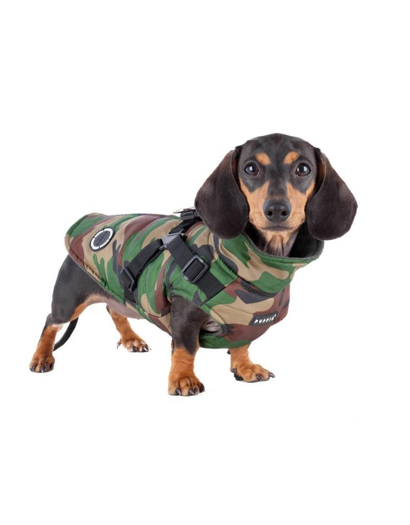 Puppia Puppia Mountaineer Jacket Camo