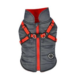 Puppia Puppia Mountaineer Jacket Grey