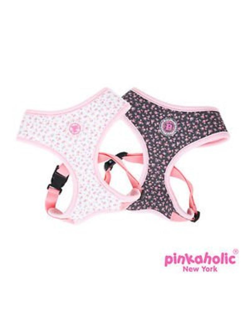 Pinkaholic Pinkaholic Dogwood Harness Dark Grey