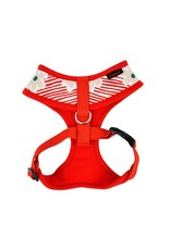 Puppia Puppia Harness A Verna Red