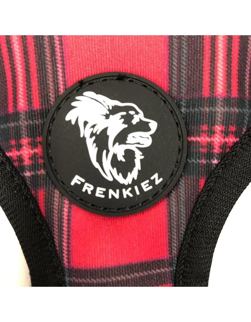 Frenkiez Frenkiez Step In Harness BarkBerry Red