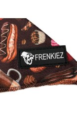 Frenkiez Frenkiez Cooling Bandana Coffee Sprinkles