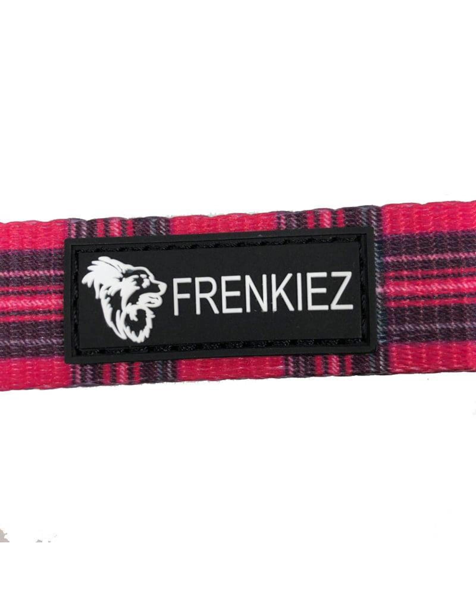 Frenkiez Frenkiez BarkBerry Red Halsband