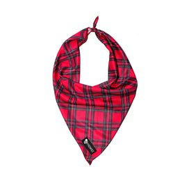 Frenkiez Frenkiez Cooling Bandana BarkBerry Red