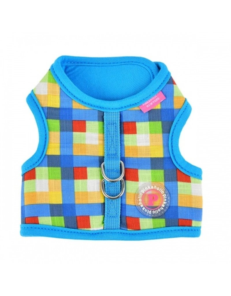 Pinkaholic Pinkaholic Vivica Harness pinka blue