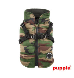 Puppia Puppia Mountaineer Harness Jacket Camo