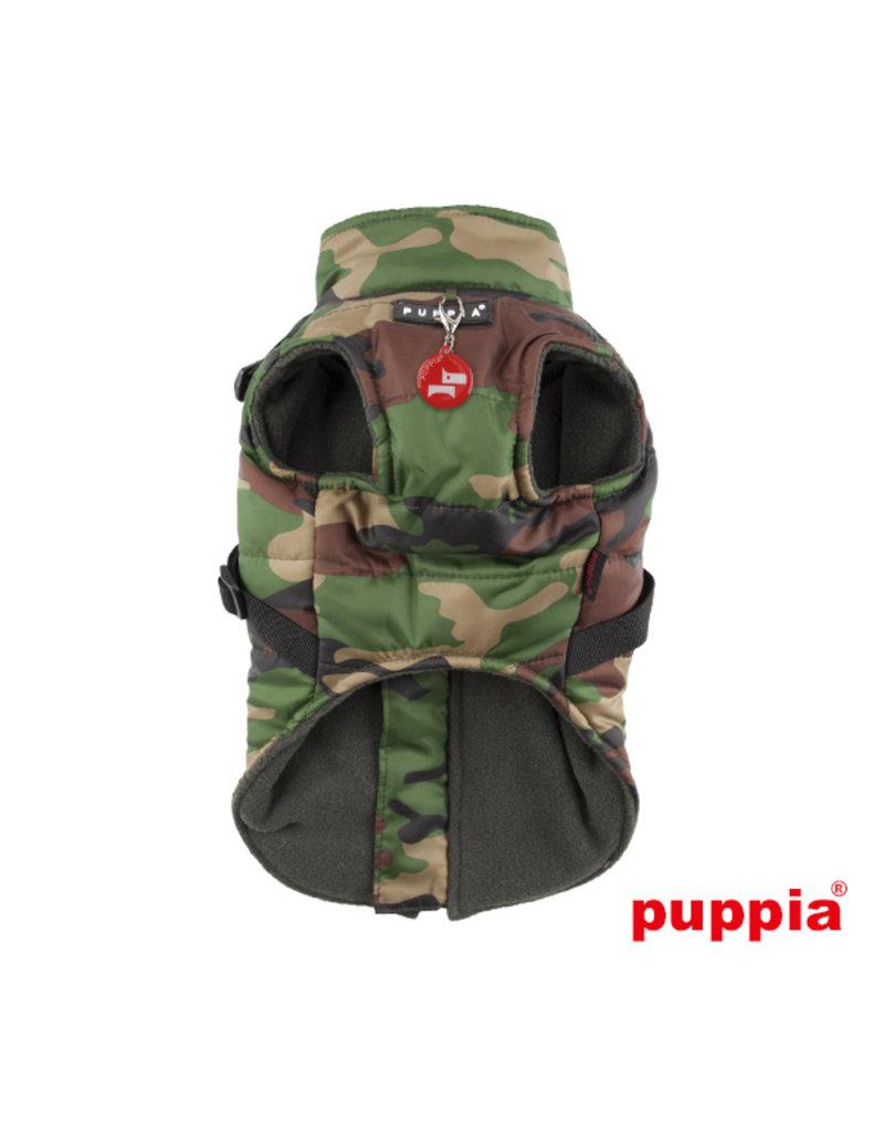 Puppia Puppia Mountaineer Harness Jacket Camo
