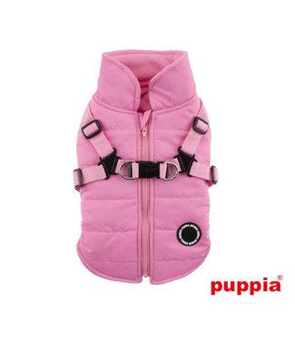 Puppia Puppia Mountaineer Jacket Harness Pink