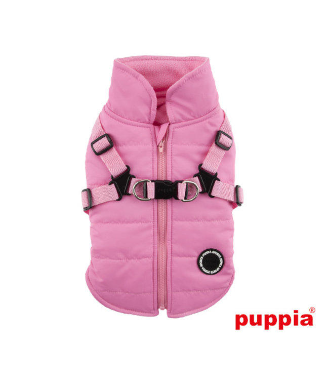 Puppia Puppia Mountaineer Jacket Harness Pink
