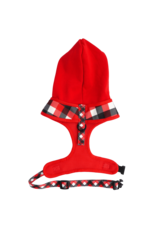 Big and Little Dogs Big and & Little Dogs Hoody Harness Roaring Red