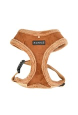 Puppia Puppia Terry Harness model A brown
