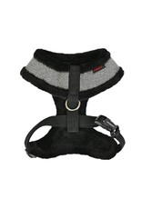 Puppia Puppia Puppytooth Harness Model A Black