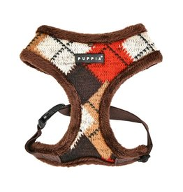 Puppia Puppia Jolly Harness Model A Brown