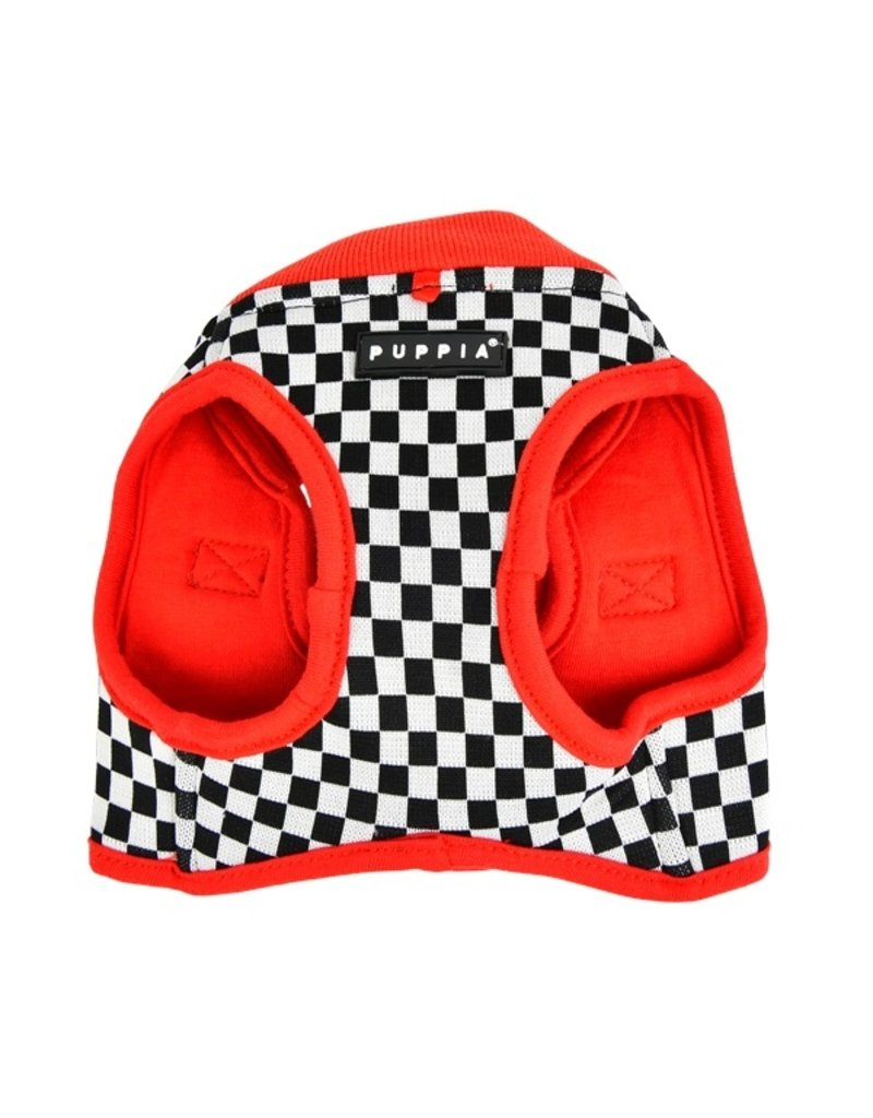 Puppia Puppia Harness B Racer Red