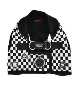 Puppia Puppia Harness B Racer Black