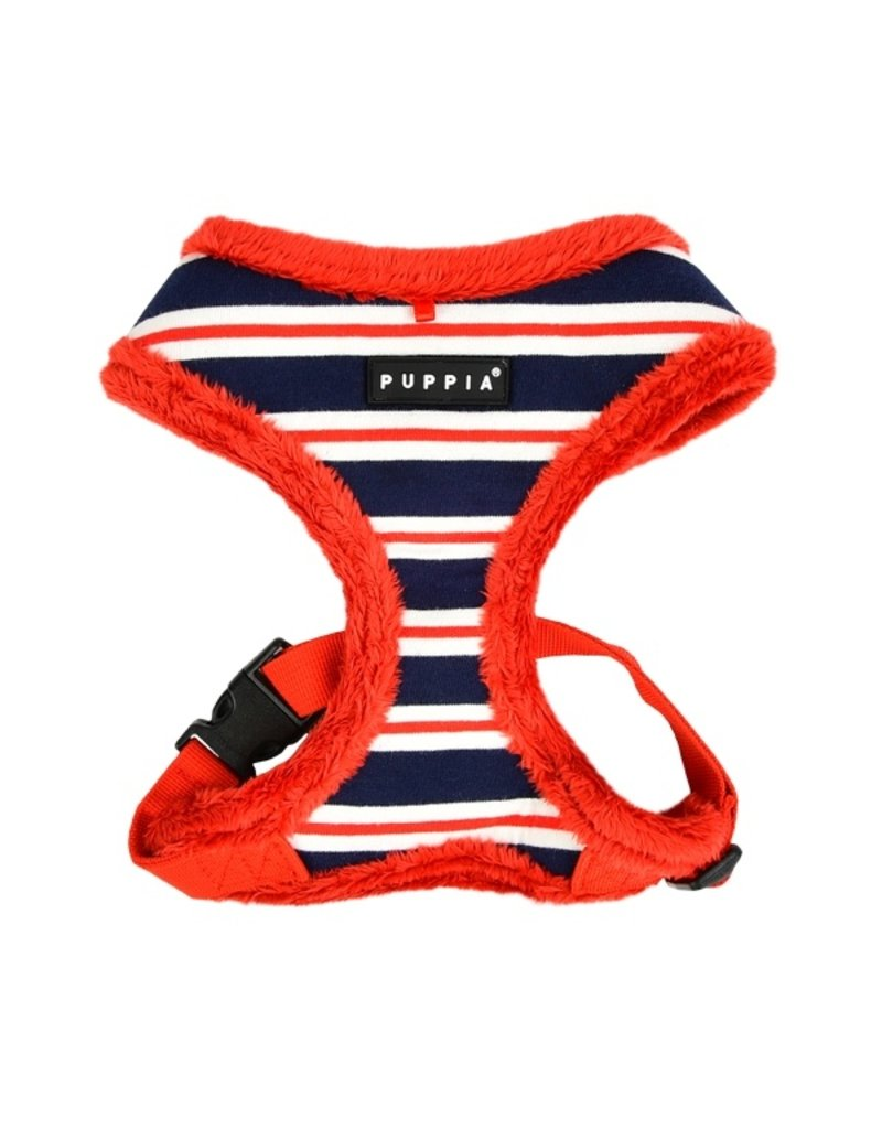 Puppia Puppia Rowdy Harness Model A Red