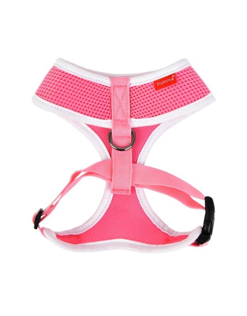 Puppia Puppia Soft Harness II model A pink