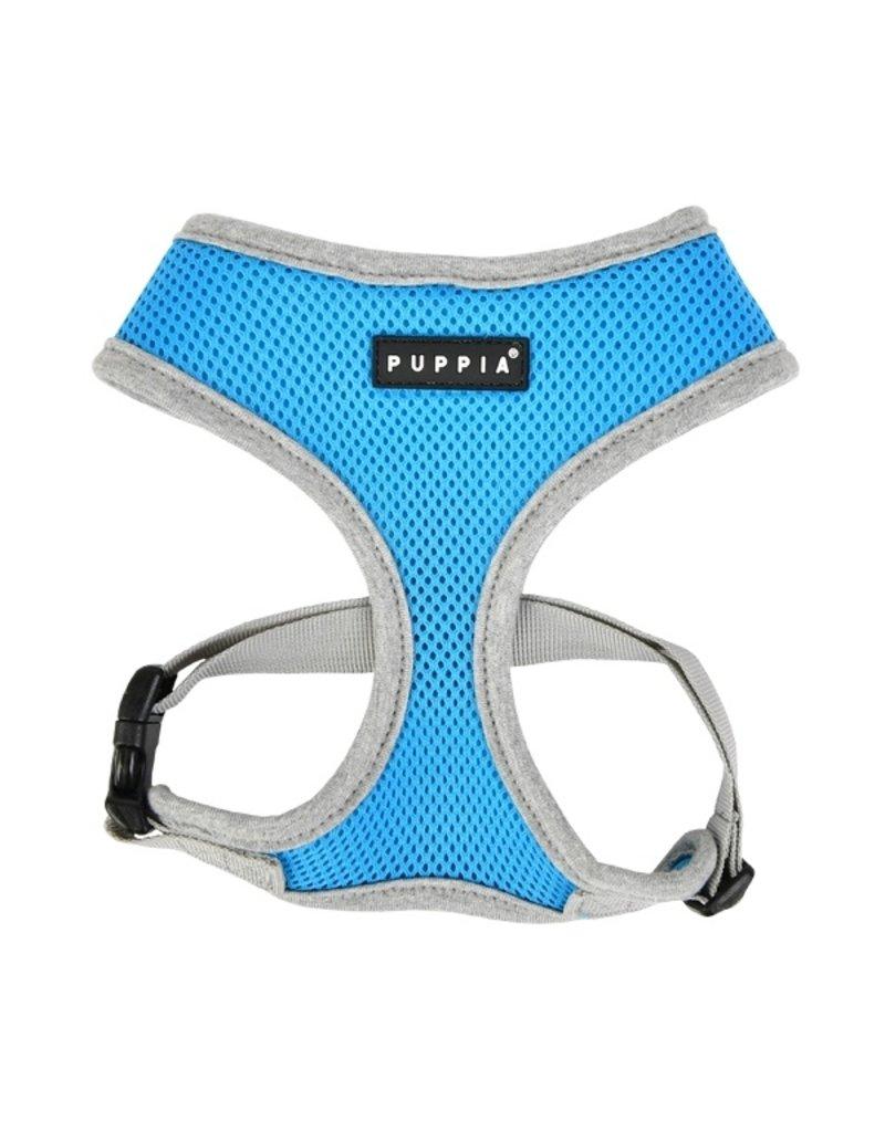 Puppia Puppia Soft Harness II model A sky blue