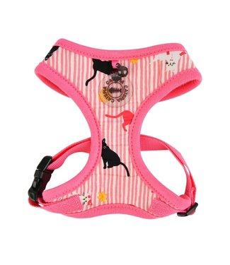 Catspia Catspia Katten Tuigje Faye Harness Pink