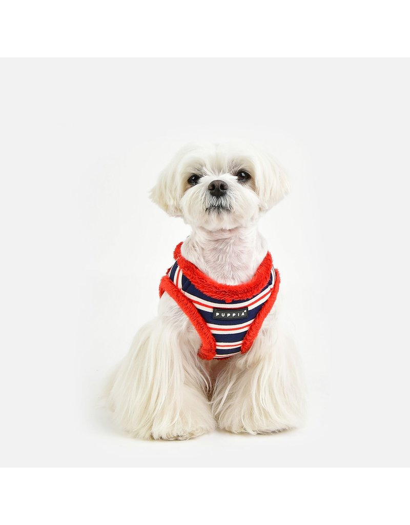 Puppia Puppia Harness B Rowdy Red