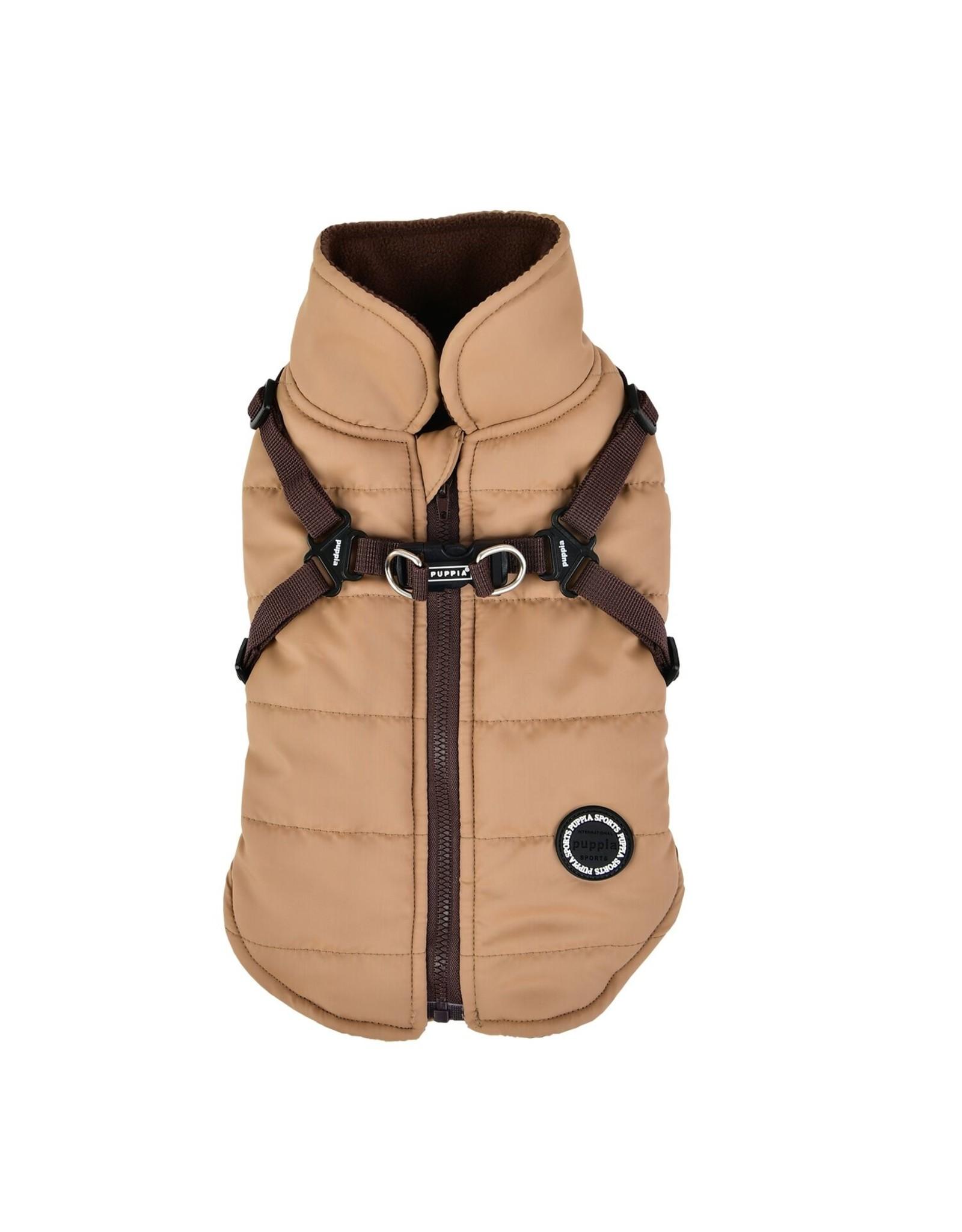 Puppia Puppia Mountaineer Jacket Harness Beige