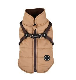 Puppia Puppia Mountaineer Jacket Harness Beige