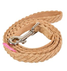 Pinkaholic Pinkaholic Lucca Leash Beige