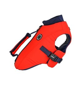 Puppia Puppia Irwin Life Jacket Red