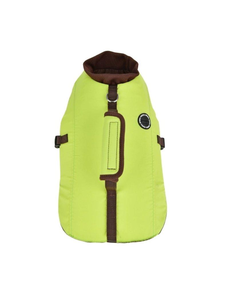 Puppia Puppia Irwin Life Jacket Light Green
