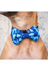 Big and Little Dogs Big and Little Dogs Halsband Blue Camo