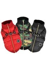 Puppia Puppia Frost Jacket Harness Black