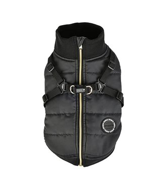 Puppia Puppia Frost Jacket Harness Black