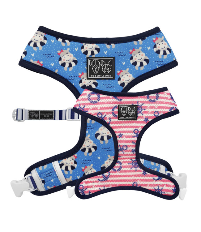 Big and Little Dogs Big and Little Dogs Reversible Feeling Nauti