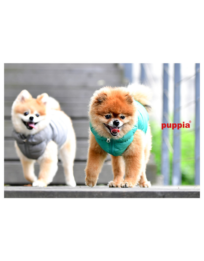 Puppia Puppia Ultra light jumper green