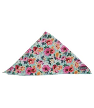 Little Kitty Little Kitty Cat Bandana That Floral Feeling
