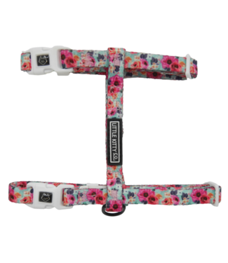 Little Kitty Little Kitty Strap Harness That Floral Feeling
