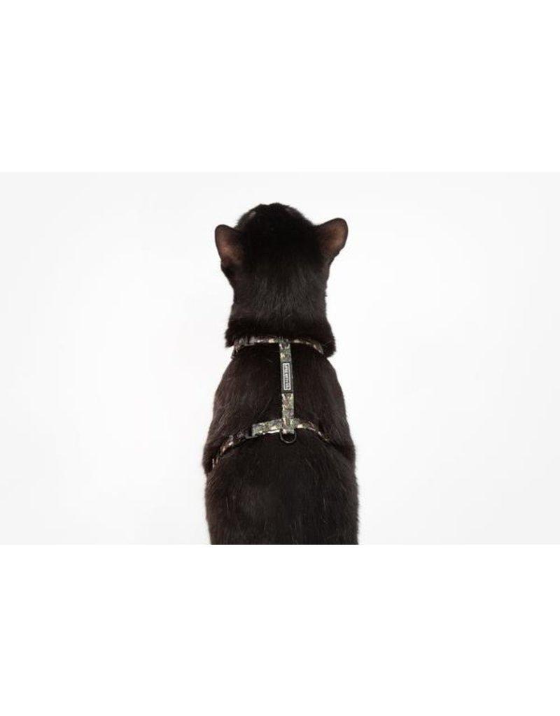 Little Kitty Little Kitty Strap Harness Cool Cat Camo