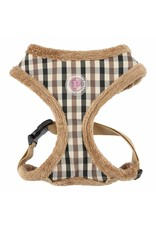 Pinkaholic Pinkaholic Pupberry harness brown