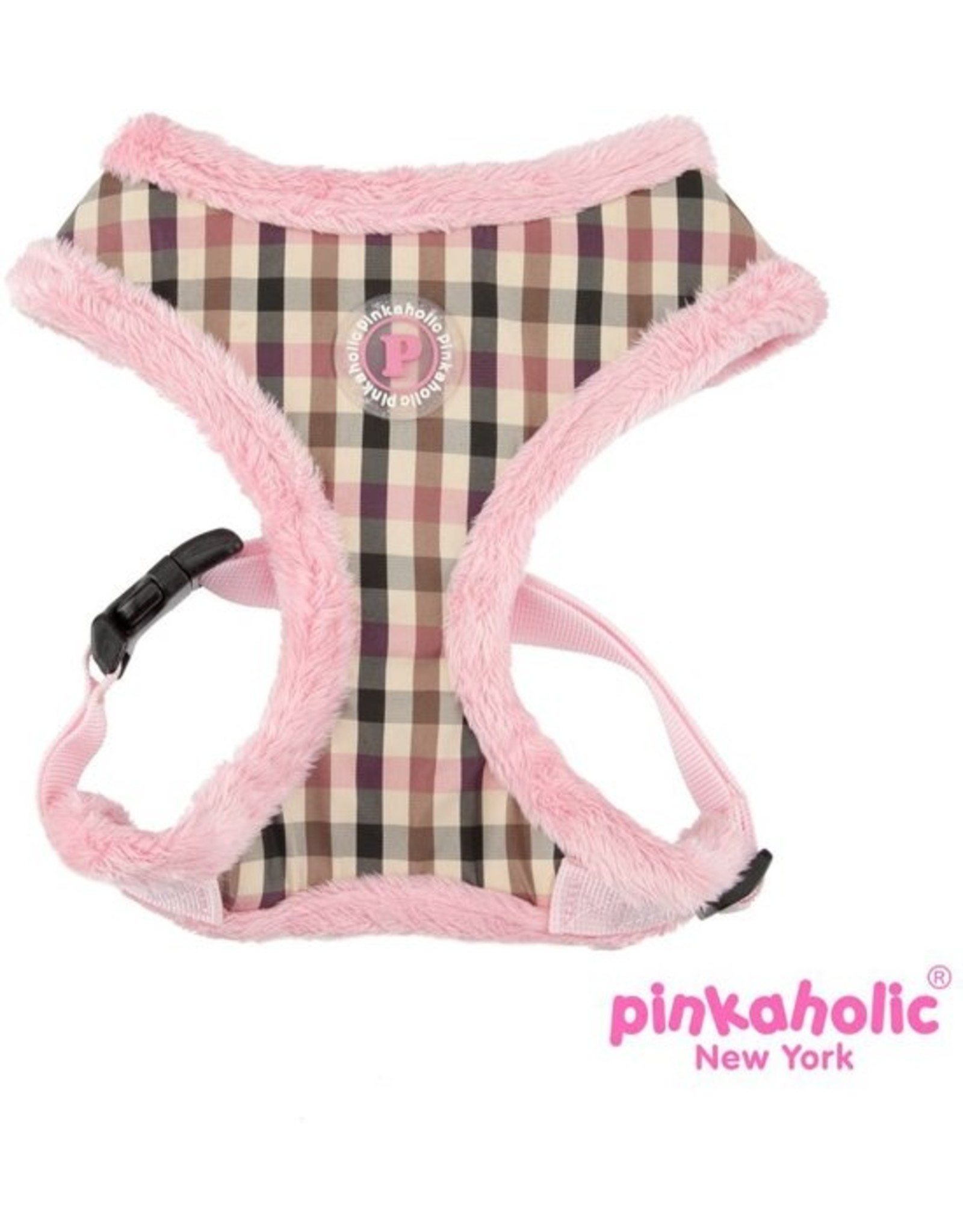 Pinkaholic Pinkaholic Pupberry harness pink